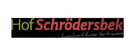 Hof Schrödersbek - Landwirt Ihres Vertrauens